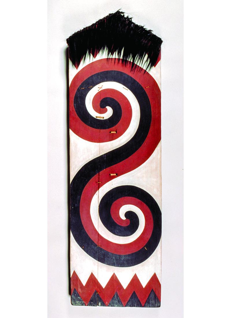 奈文研 隼人の楯